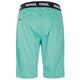 Nihil Wave Shorts Men Green Wave